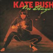 Click here for more info about 'Kate Bush - On Stage - Gatefold - EX'