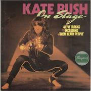 Click here for more info about 'Kate Bush - On Stage'