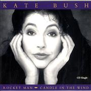 Click here for more info about 'Kate Bush - Rocket Man'