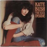 Kate Bush The Kick Inside - 3rd USA vinyl LP