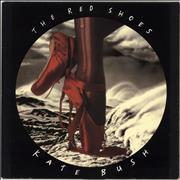 Click here for more info about 'Kate Bush - The Red Shoes - EX'