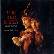 Click here for more info about 'Kate Bush - The Red Shoes - One Case'