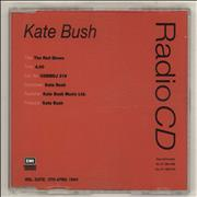 Click here for more info about 'Kate Bush - The Red Shoes'