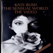 Click here for more info about 'Kate Bush - The Sensual World - The Video'