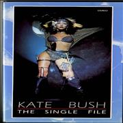 Click here for more info about 'Kate Bush - The Single File'