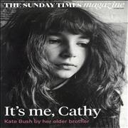 Click here for more info about 'Kate Bush - The Sunday Times Magazine'