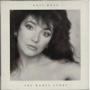 Kate Bush The Whole Story - 2 x 1-Sided Test Pressing + pr UK 2-LP vinyl set