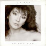 Click here for more info about 'Kate Bush - The Whole Story'