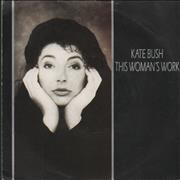 Click here for more info about 'Kate Bush - This Woman's Work - EX'