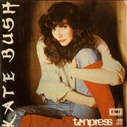 Click here for more info about 'Kate Bush - Wuthering Heights - Blue'