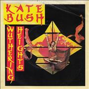 Click here for more info about 'Kate Bush - Wuthering Heights - Demo - P/S - EX'