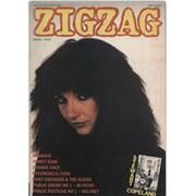 Kate Bush Zig Zag Magazine No. 106 UK magazine