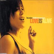 Click here for more info about 'Kate Ceberano - Love Is Alive'