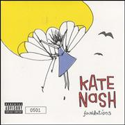 Click here for more info about 'Kate Nash - Foundations - 2 x 7