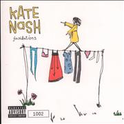 Click here for more info about 'Kate Nash - Foundations - Two Single set'