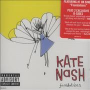 Click here for more info about 'Kate Nash - Foundations'