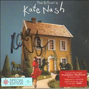Click here for more info about 'Kate Nash - Made Of Bricks - Autographed'