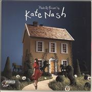 Click here for more info about 'Kate Nash - Made Of Bricks - Pink Vinyl'