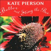 Click here for more info about 'Kate Pierson - Better Not Sting The Bee (Remix) - RSD15'
