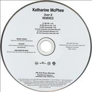 Click here for more info about 'Katharine McPhee - Over It - Remixes'