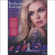 Click here for more info about 'Katherine Jenkins - Believe - Live From The O2 - Sealed'