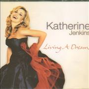 Click here for more info about 'Katherine Jenkins - Living A Dream'