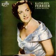 Click here for more info about 'Kathleen Ferrier - A Song Recital'