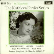 Click here for more info about 'Kathleen Ferrier - In Memoriam 6 EP'