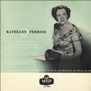Click here for more info about 'Kathleen Ferrier - Recital of Arias - 4th'