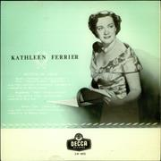 Click here for more info about 'Kathleen Ferrier - Recital of Arias - 3rd'