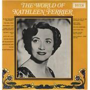 Click here for more info about 'Kathleen Ferrier - The World Of Kathleen Ferrier'