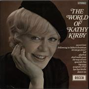 Click here for more info about 'Kathy Kirby - The World Of'