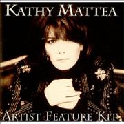 Click here for more info about 'Kathy Mattea - Artist Feature Kit'