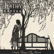 Click here for more info about 'Kathy Mattea - Come From The Heart'