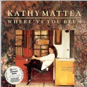 Click here for more info about 'Kathy Mattea - Where've You Been'