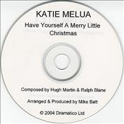 Click here for more info about 'Have Yourself A Merry Little Christmas'