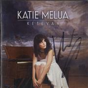 Click here for more info about 'Katie Melua - Ketevan - Autographed'