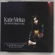 Click here for more info about 'Katie Melua - The Closest Thing To Crazy + 8-track Promo Sampler'