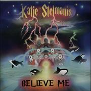 Click here for more info about 'Katie Stelmanis - Believe Me - Autographed'