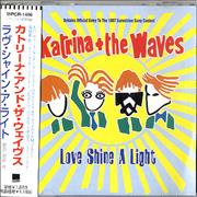 Click here for more info about 'Katrina & The Waves - Love Shine A Light'