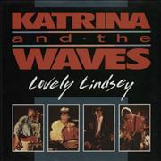 Click here for more info about 'Katrina & The Waves - Lovely Lindsey'
