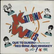 Click here for more info about 'Katrina & The Waves - Que Te Quiero (Kay-Tay-Key-Aero)'