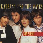 Click here for more info about 'Katrina & The Waves - Sun Street'