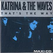 Click here for more info about 'Katrina & The Waves - That's The Way'