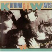 Click here for more info about 'Katrina & The Waves - Walking On Sunshine - Injection'