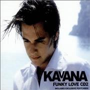 Click here for more info about 'Kavana - Funky Love'