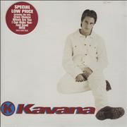 Click here for more info about 'Kavana - Kavana'