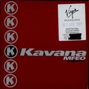 Click here for more info about 'Kavana - M.F.E.O'