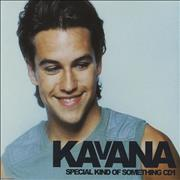 Click here for more info about 'Kavana - Special Kind Of Something'