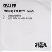Click here for more info about 'Kealer - Missing For Days'